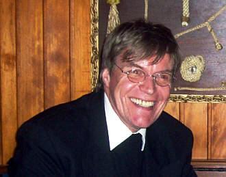 Burkhard Ziemens - Pastor
