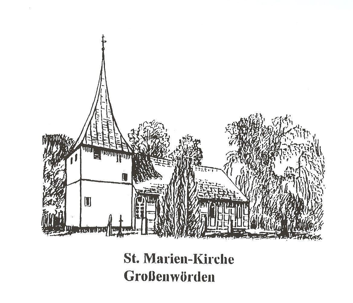 Kirche Großenwörden