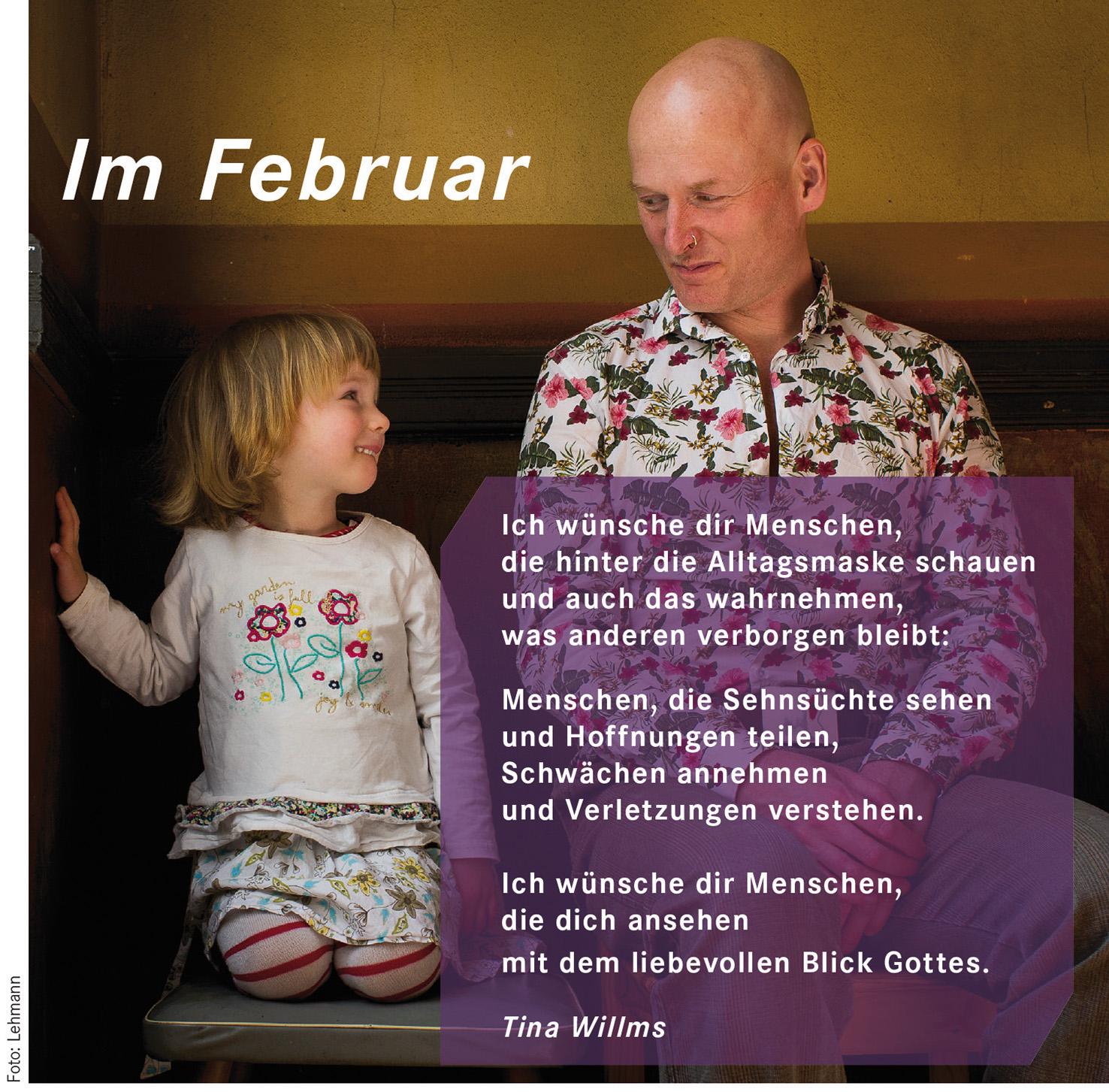 Im Februar – Kirchengemeinde Oldendorf