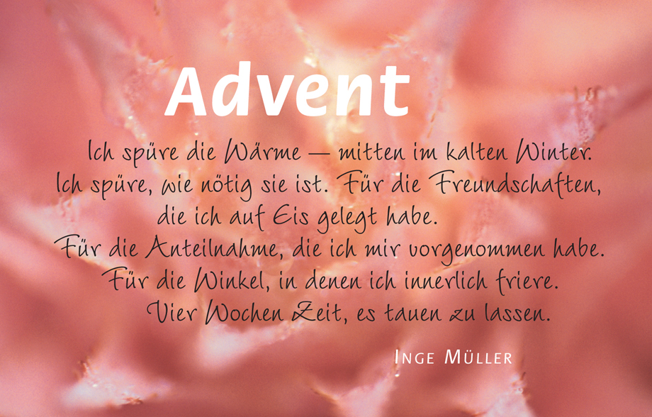 Christliche Texte Zum Advent