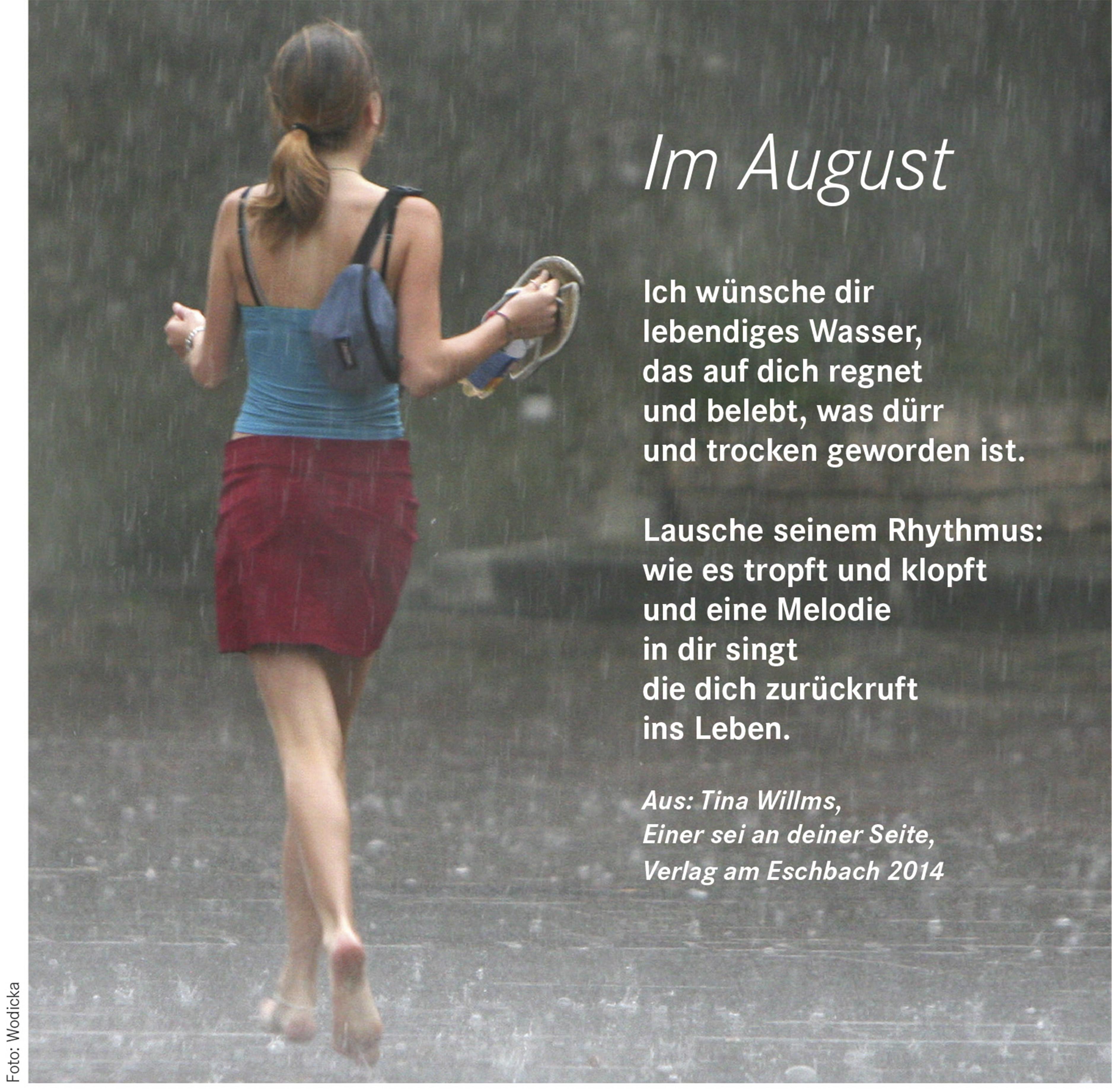 Im August – Kirchengemeinde Oldendorf