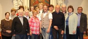 Kirchenvorstand Mai 2015