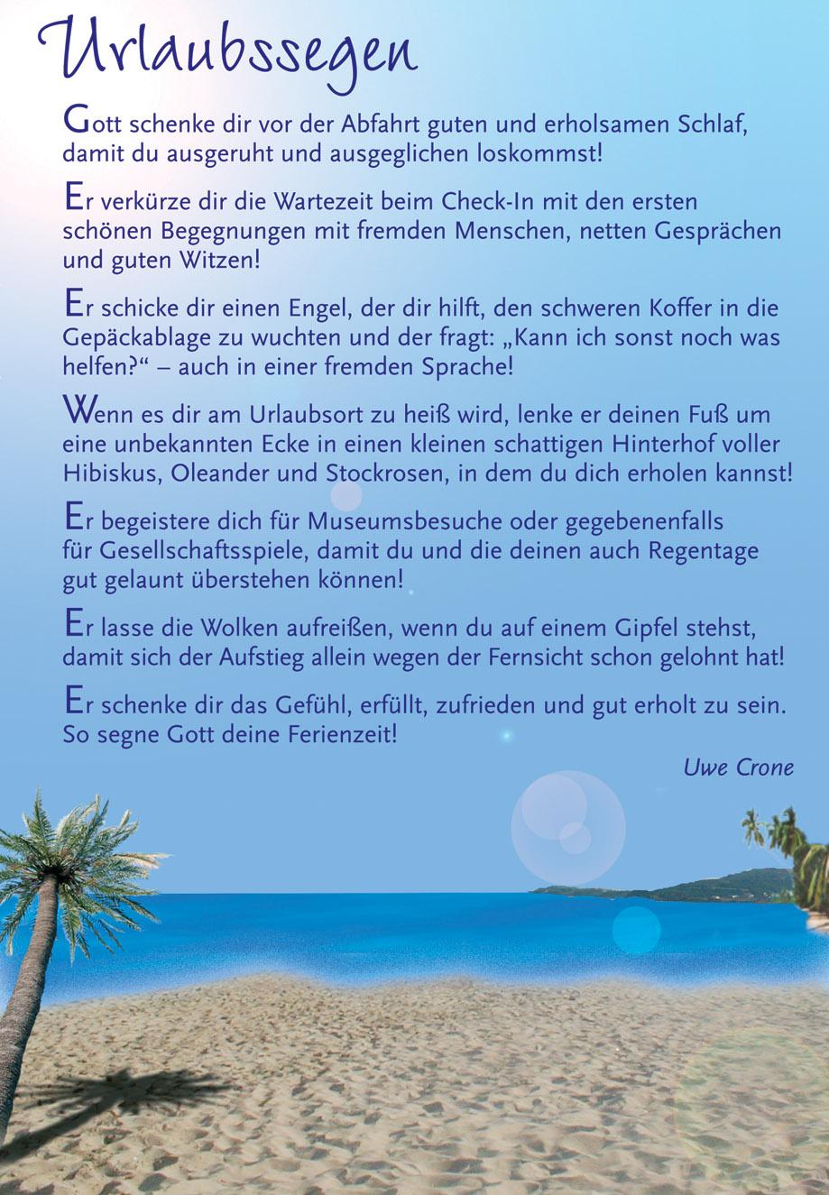 Wir Wünschen Allen Schöne Ferien Und Eine Erholsame