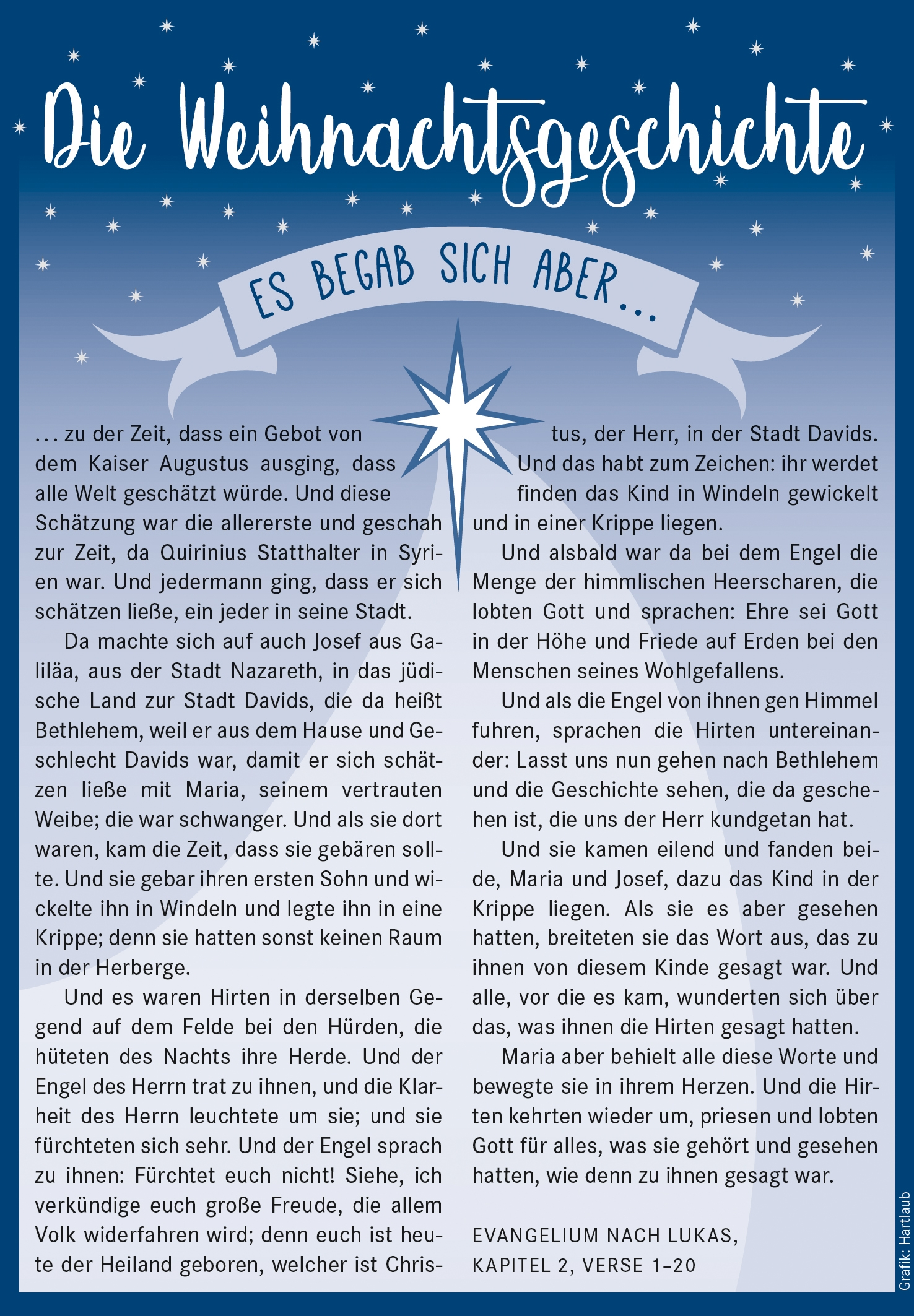Weihnachtsgeschichte Nach Lukas