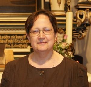 Susanne Franz, Pastorin
