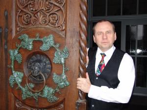 Matthias Schlicht, Pastor
